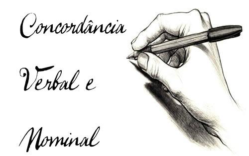 Concordância Verbal e Nominal