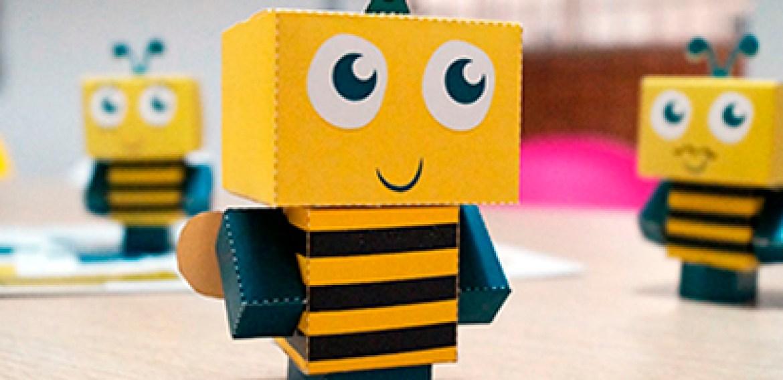O Fantástico mundo Paper Toy