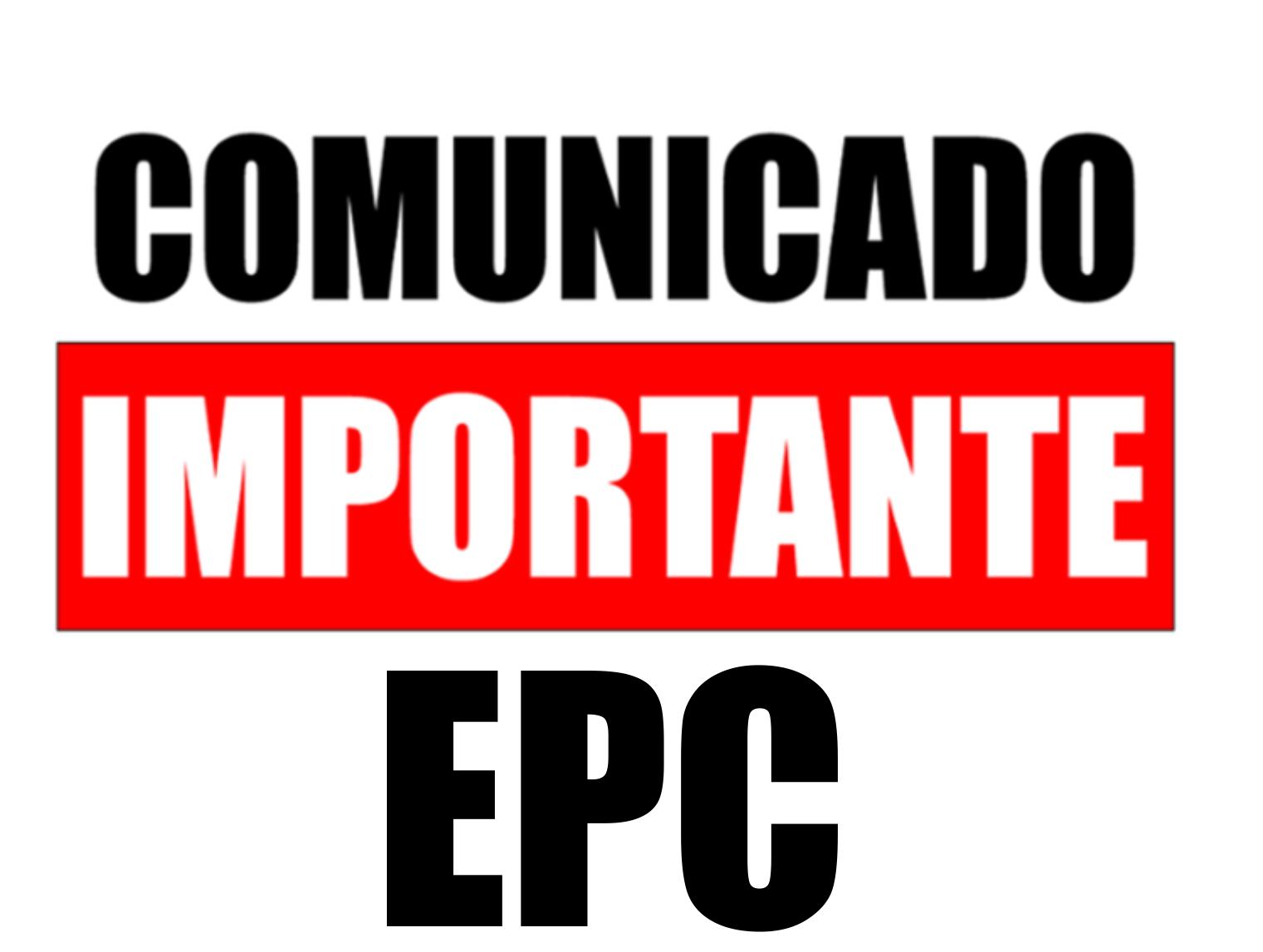 Aula na EPC