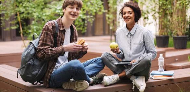 Alimentação interfere nos estudos?