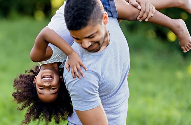 O que é preciso para os pais brincarem com os filhos