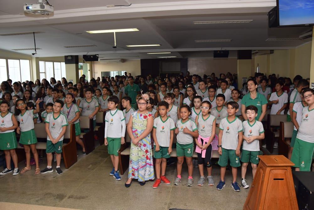 Protegido: Festa da Ressurreição EPC