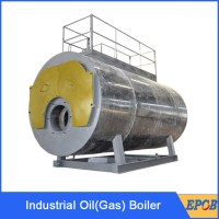 EPCB Low Pressure High Efficiency Industrial Fired Gas Boiler