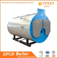 China Factory Price High Efficiency Horizontal Oil Fired ...