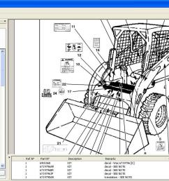 bobcat s250 fuse box location 29 wiring diagram images aux bobcat 873 hydraulic parts diagrams bobcat [ 1247 x 716 Pixel ]