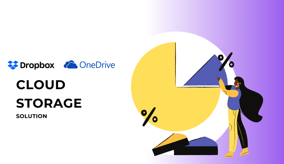 The Best Cloud Storage Solution for Business Between Dropbox and Onedrive - thumb image