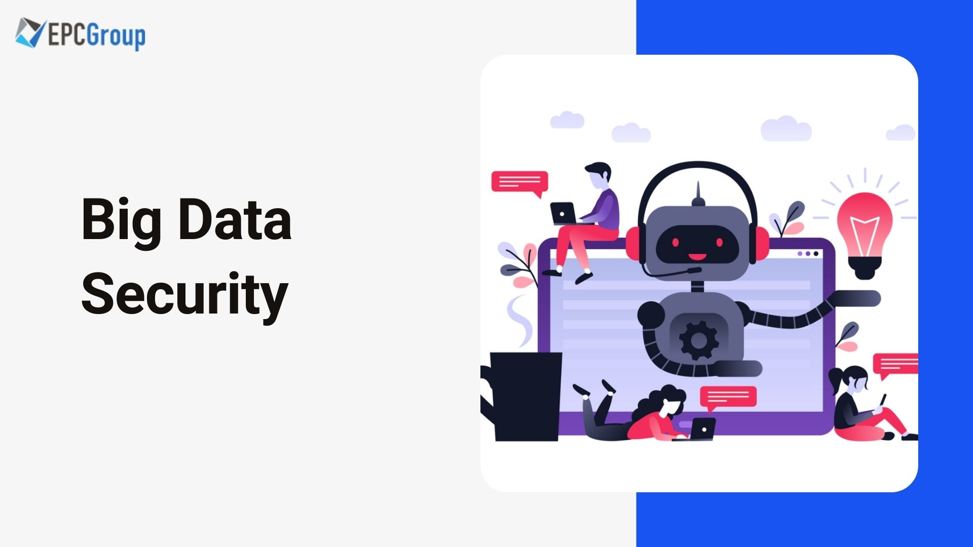 What Is Big Data Security: Security Challenges For Organization Data . - thumb image