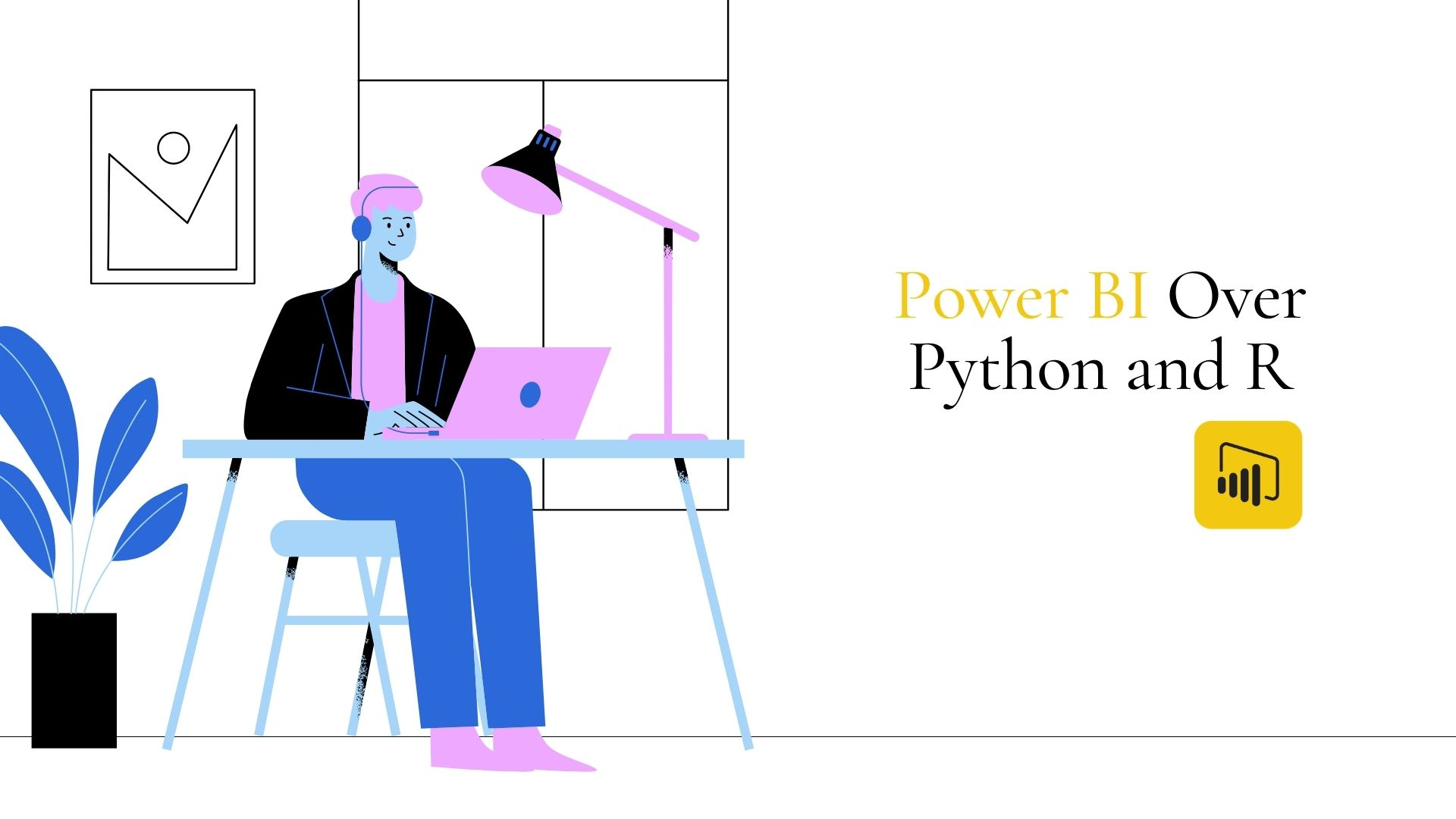 What Are The Advantages Of Power BI Over Python Or R? - thumb image
