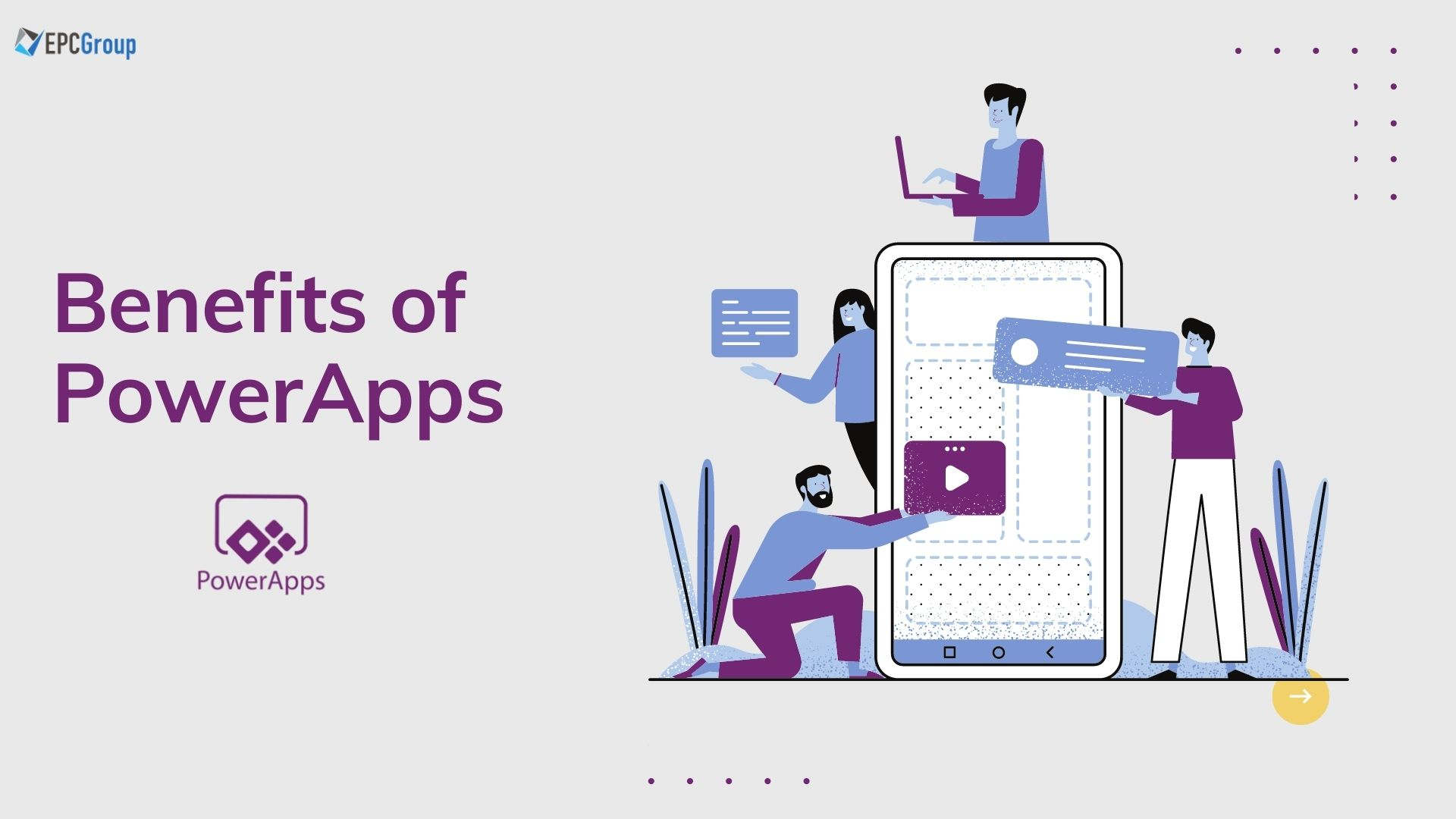 Benefits of PowerApps To Your Organizations - thumb image