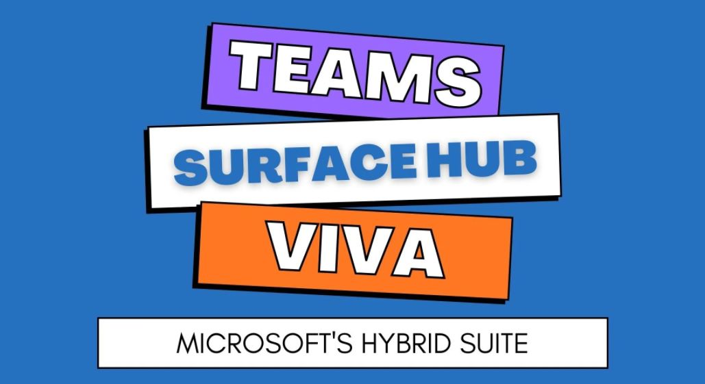 Microsoft's guidelines for Hybrid Work - thumb image