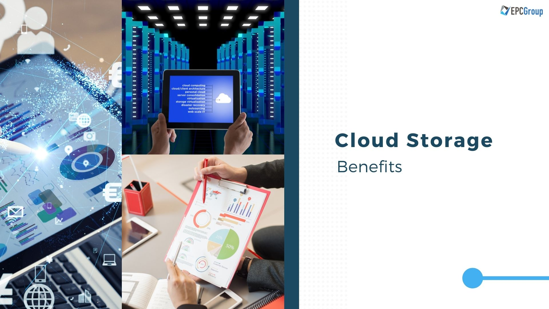 What Are The Benefits Of Cloud Storage For An Organization? - thumb image