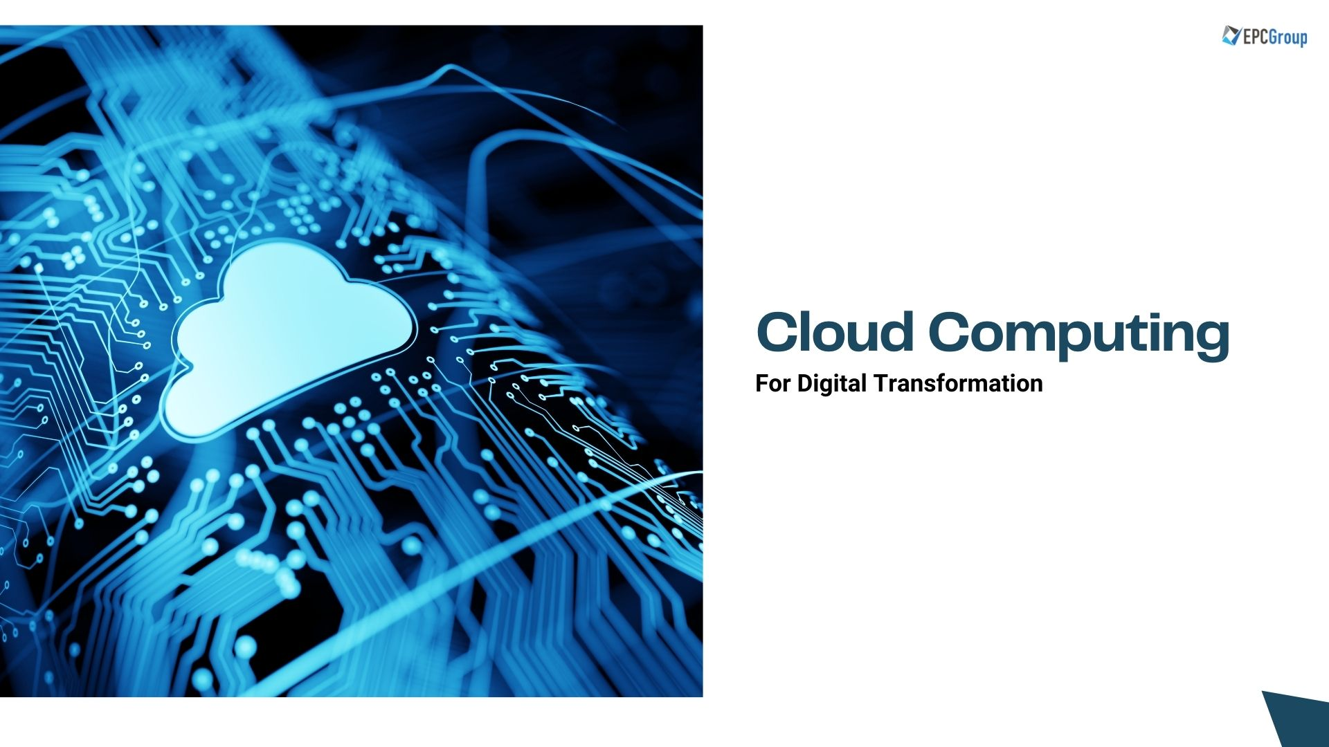 How Cloud Computing Fuels The Digital Transformation? - thumb image