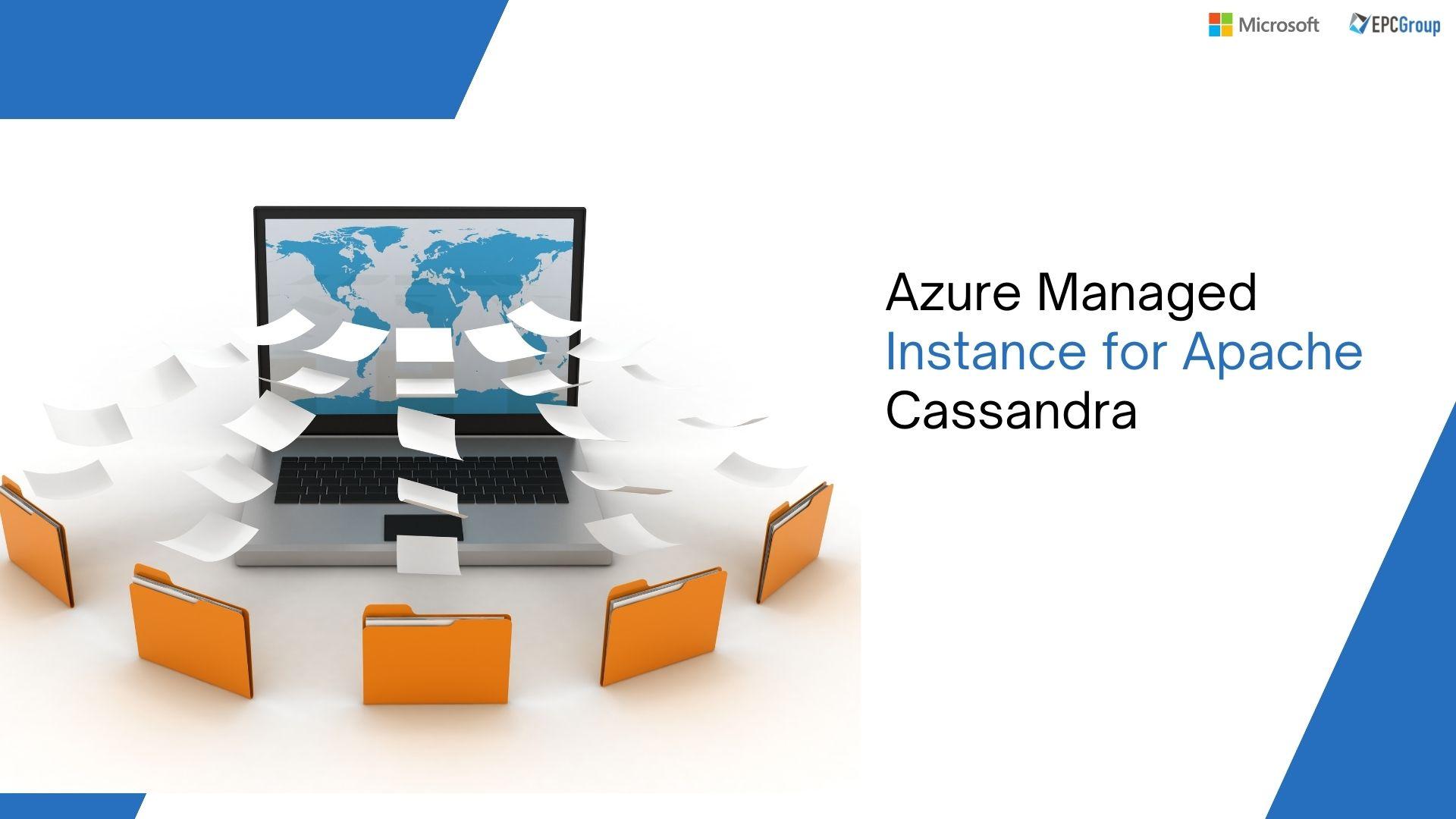 Azure Managed Instance for Apache Cassandra: Apache Cassandra Datacenters - thumb image