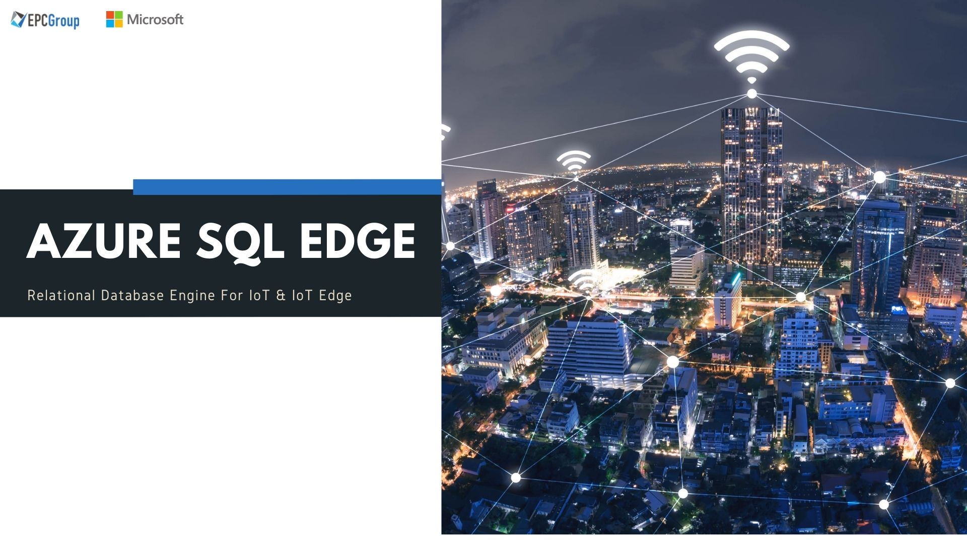 Microsoft Azure SQL Edge: Relational Database Engine Geared For IoT & IoT Edge Deployments - thumb image