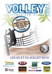 affiche tournoi Gréoux