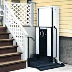 Bruno Lift Chair White River Lawn Concert Chairs Houston Tx Vpl Vertical Platform Lifts Wheelchair Elevator Vpl-3100 ...