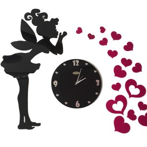 Angel theme wall clock online