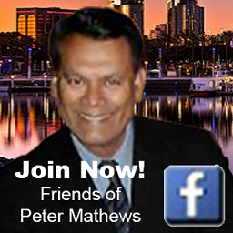 Subscribe to Friends of Peter Mathews