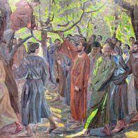 Culte du dimanche 24 octobre 2021- Descends de ton arbre