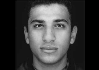 Jonathan Rashad, autoportree