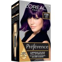 The gallery for --> Loreal Feria Hair Color Purple