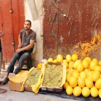 Notes on Travelling in Fes, Morocco During the First Few Days of Ramadan