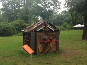 "Trimpin's ""The Pianohouse"" (Photo by Andy Horwitz)"