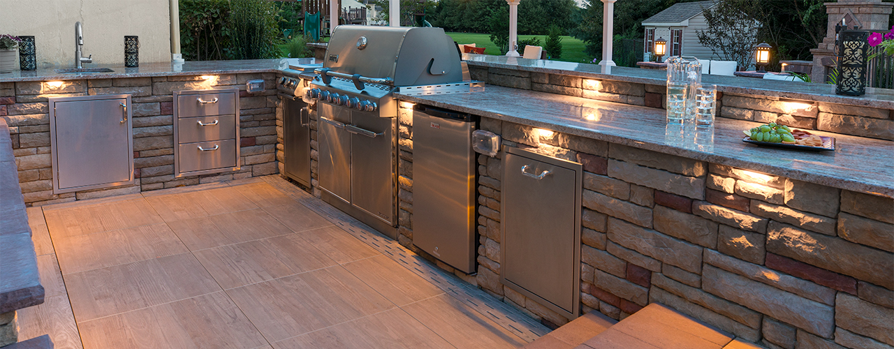 outdoor kitchens paint kitchen cabinets ep henry isokern h6028