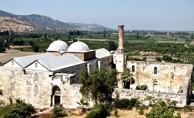 isabey-mosque-selcuk