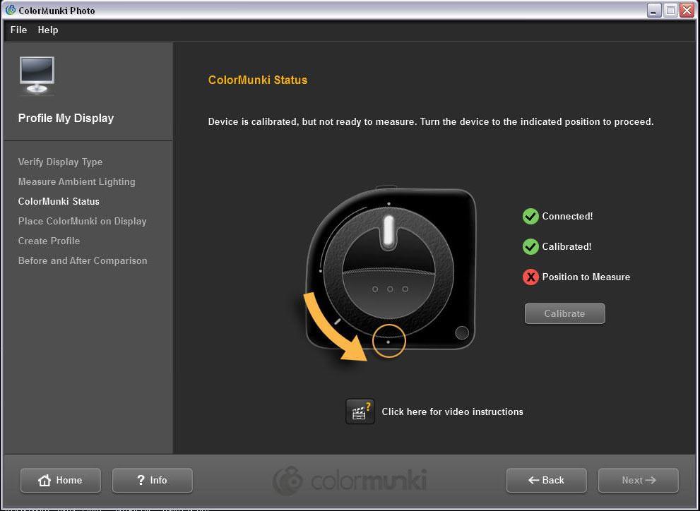 X-Rite ColorMunki Photo Display Device Review | ePHOTOzine