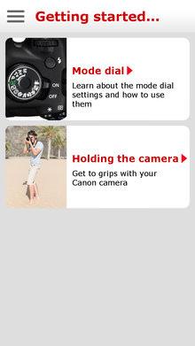Canon Eos Companion App 1200d 3