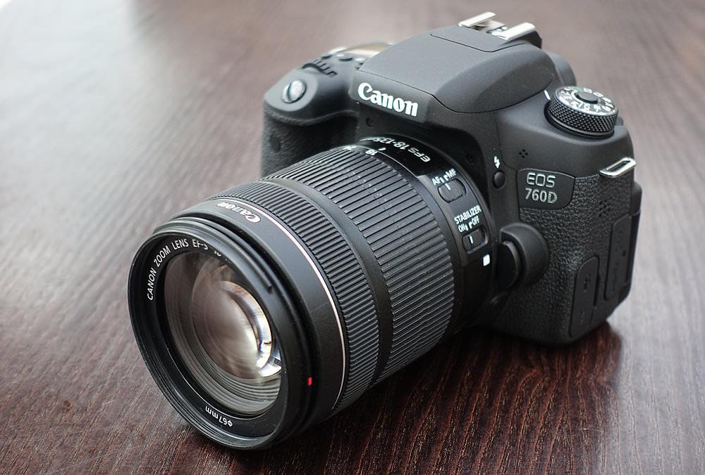 Canon EOS 760D T6s DSLR Review   ePHOTOzine