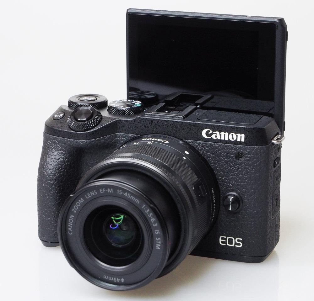 Canon EOS M6 Mark II Review   ePHOTOzine