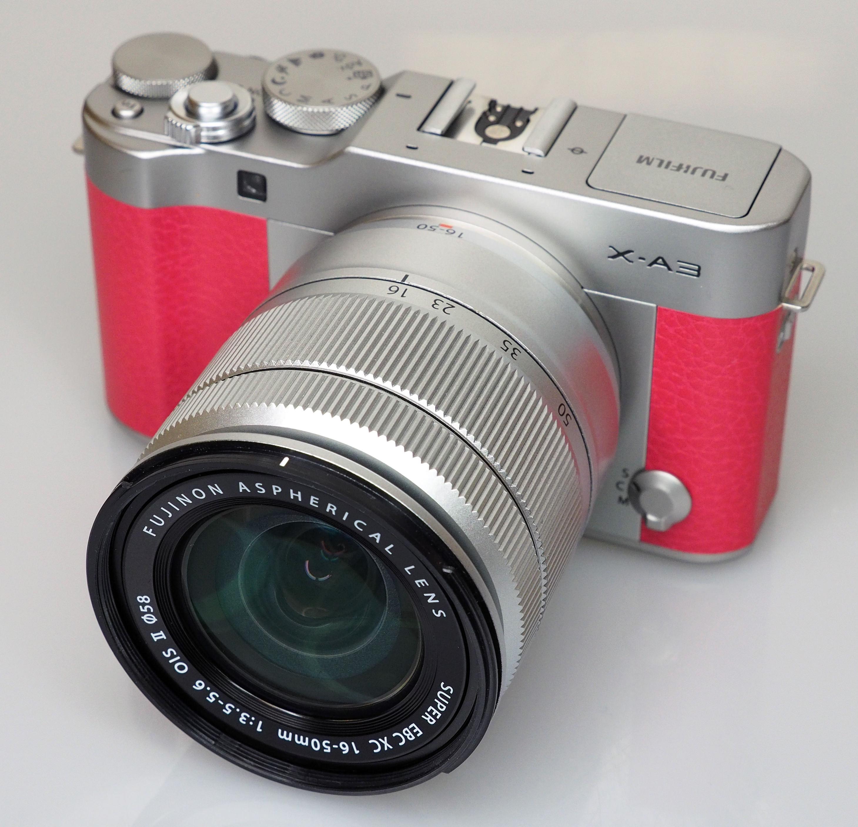 Fujifilm X-A3 Review | ePHOTOzine