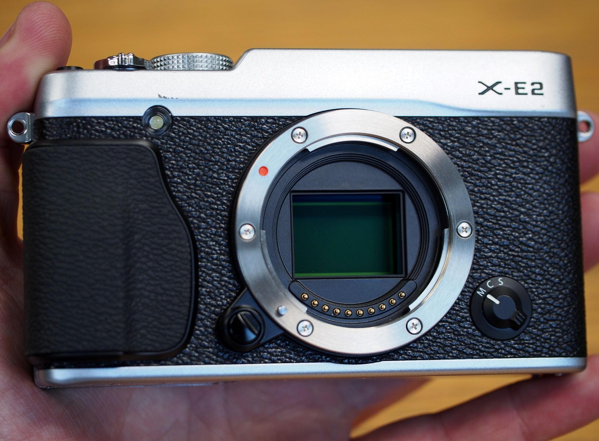 Fujifilm X-E2 Hands-On Preview | ePHOTOzine