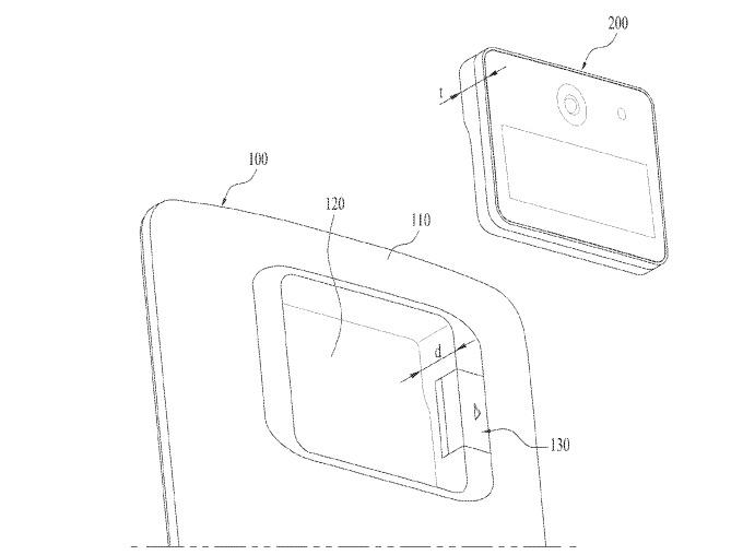 LG Think Cameras On Smart Phones Should Be Detachable