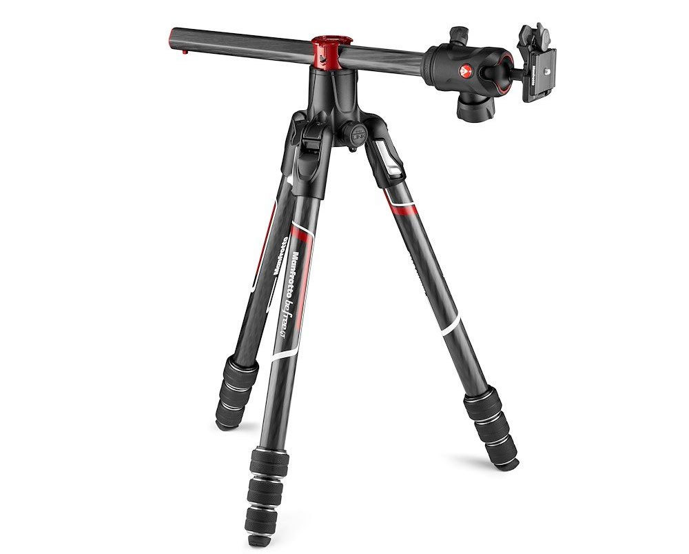 Manfrotto Release First Tripod Designed For Professional