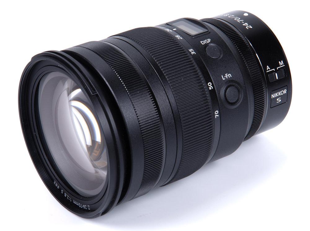 Nikon Nikkor Z 24-70mm f/2.8 S Pro Lens Review   ePHOTOzine