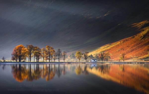 october 'autumn landscape' competition