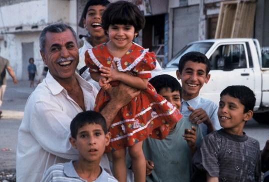 Family in al Jumariya