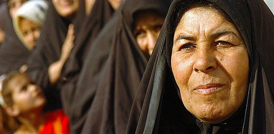 More Iraqi women are becoming the heads of households.