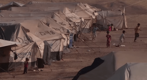 Iraq  Aid groups set to massively scale-up assistance - YouTube Over 2.3 million Iraqis are displaced within their country. Those who have nobody to host them now stay in camps, empty schools, or half finished buildings. (Image courtesy of UN OCHA's video)