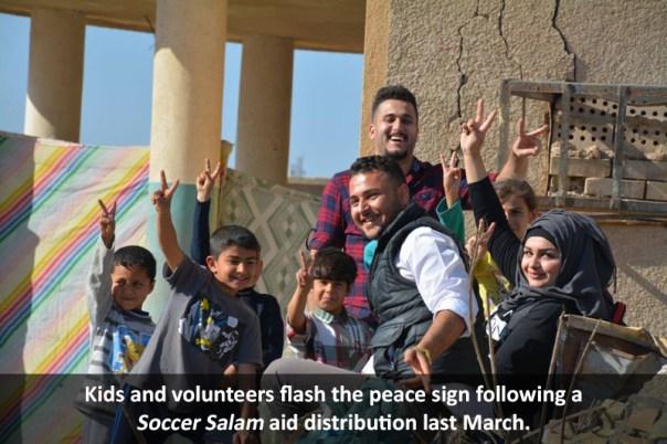 Kids and Volunteers wo Logo