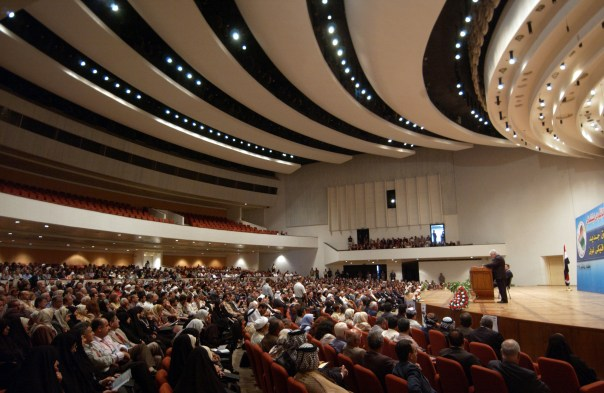 Iraq's Council of Representatives.