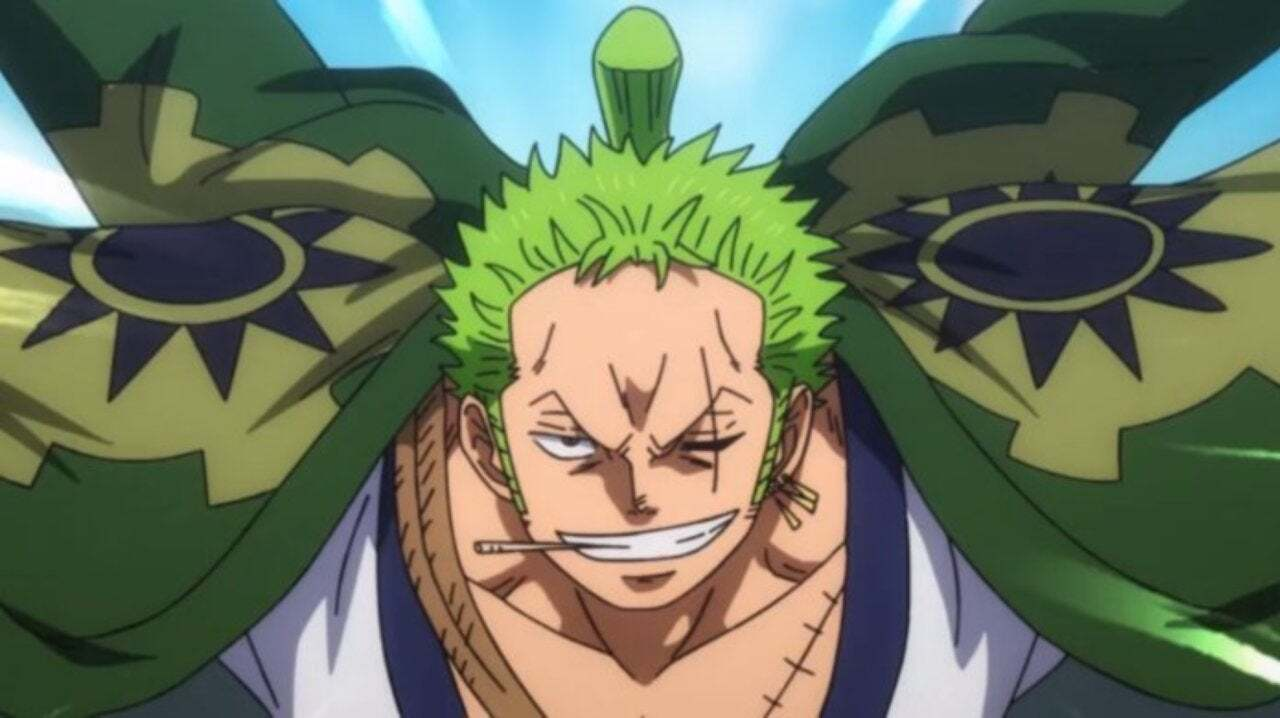 After sanji realized that he received a raid suit from niji during the escape from cacao island, luffy and chopper begged him not to throw it away. Is Zoro From Wano Is He A Samurai Is Zoro Related To Ryuma