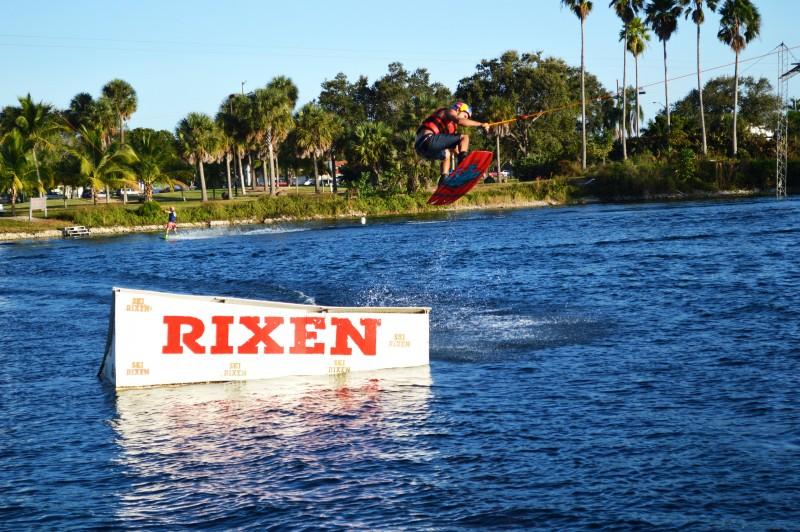 Ski Rixen Cable Park Miami Photo Diary