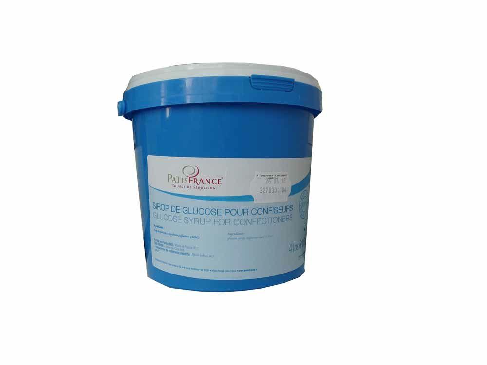 sirop de glucose pot 2 5 kg