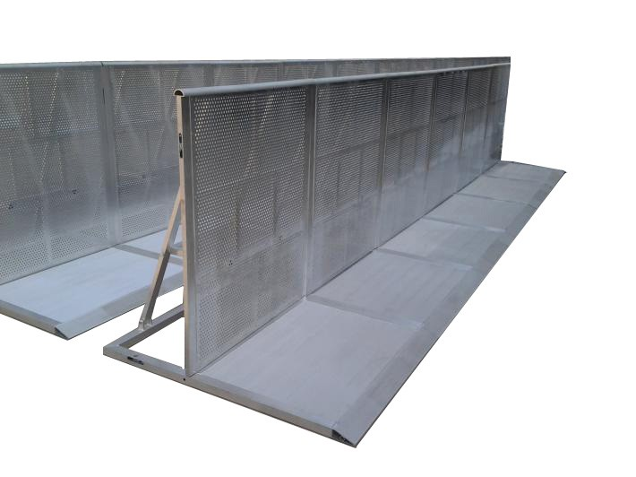 Stage Barriers  Epic Event Rentals