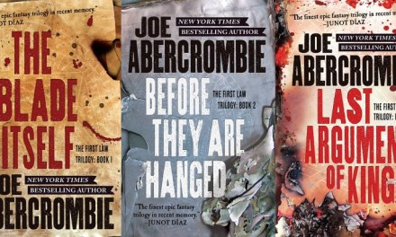 Review: The First Law by Joe Abercrombie