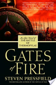 Review: Gates of Fire by Steven Pressfield